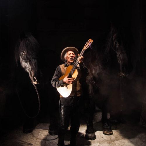 Blackhorse, Caravan Farm Theatre, In Development, Canadian Theatre, Outdoor Theatre, Linz Kenyon