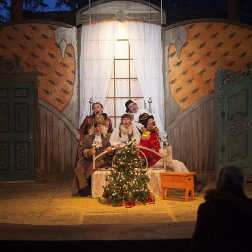Caravan Farm Theatre, Outdoor Theatre, The Nutcracker, Horse Drawn Theatre, Canadian Theatre